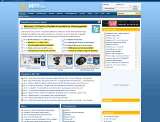 meilleursprix.net screenshot
