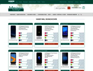 mein-handy-design.de screenshot