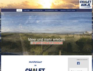 mein-holland-urlaub.de screenshot