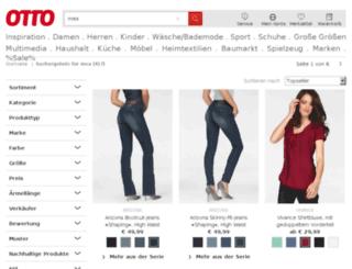 mein-mea.de screenshot