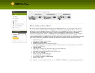 mein-owlweb.de screenshot