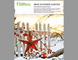 mein-schoener-garten.burda-adventskalender.de screenshot