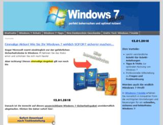 mein.windows7inside.de screenshot