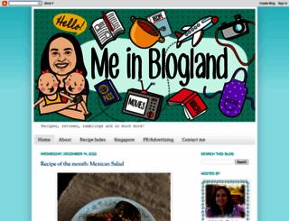 meinblogland.blogspot.com screenshot