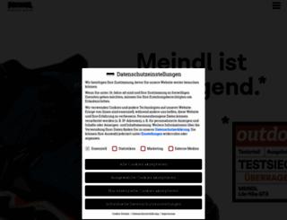 meindl.de screenshot