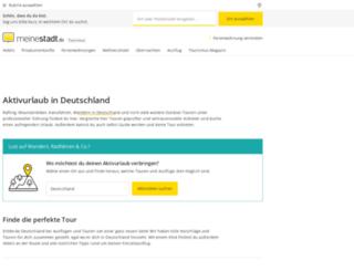 meinestadt.guiders.de screenshot