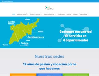 meintegral.com screenshot