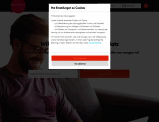 meinungsplatz.de screenshot