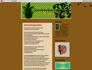 meinzauberkesselchen.blogspot.com screenshot