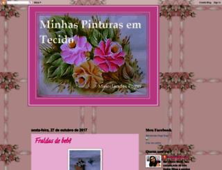 meirepinturas.blogspot.com.br screenshot