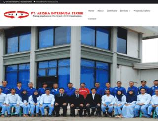 meisha-internusa.com screenshot