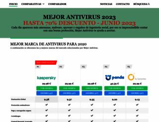 mejor-antivirus.es screenshot