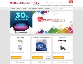 mejorcompratv.com screenshot