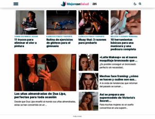 mejorconsalud.com screenshot