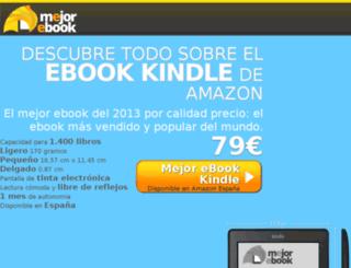 mejorebook.es screenshot