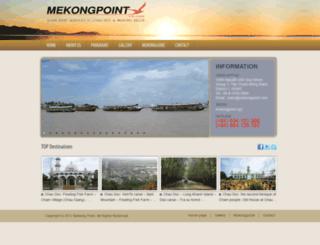 mekongpoint.com screenshot