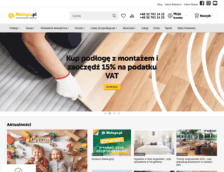 melagu.pl screenshot