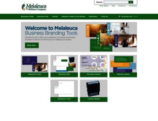 melaleuca.dsa-direct.com screenshot