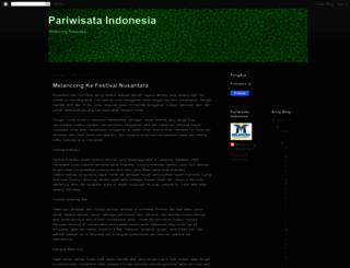 melancongnusantara.blogspot.com screenshot