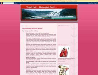 melangkahpastismpn9cimahi.blogspot.com screenshot