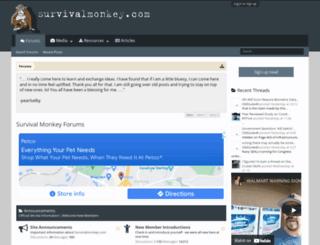 melbo.survivalmonkey.com screenshot