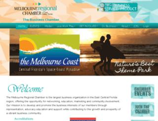 melbourne.snappages.com screenshot