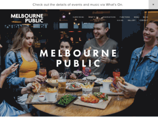 melbournepublic.com.au screenshot