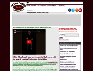 melbournesingle.com.au screenshot