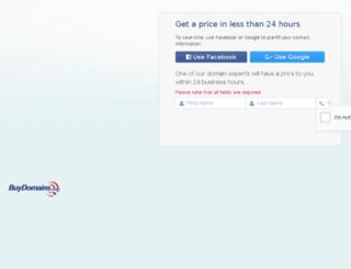 melconsult.com screenshot