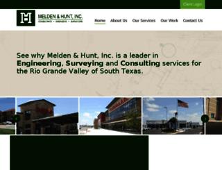 meldenandhunt.wpengine.com screenshot