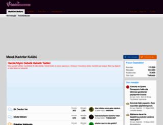 meleklermekani.com screenshot