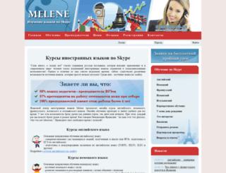 melene.ru screenshot