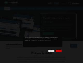 melett.com screenshot