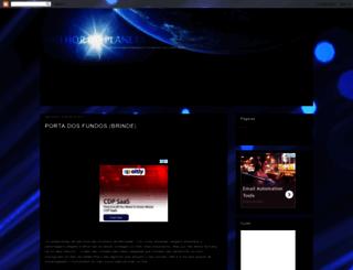 melhordoplaneta.blogspot.com.br screenshot