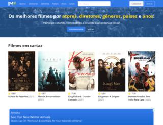 melhoresfilmes.com.br screenshot