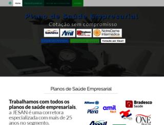 melhoresplanosdesaude.com.br screenshot