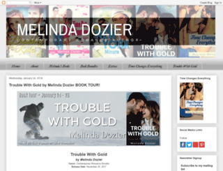 melindadozier.blogspot.com screenshot