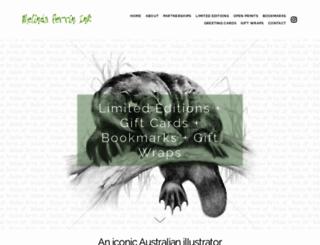 melindaperrin.com screenshot