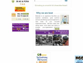 meliorate.org.uk screenshot