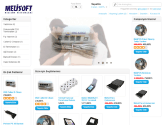 melisoft.net screenshot