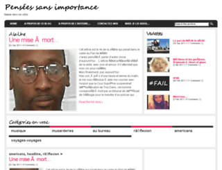 melissamonaco.com screenshot