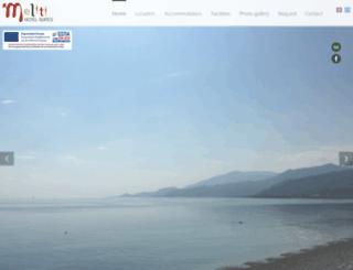 meliti.net screenshot