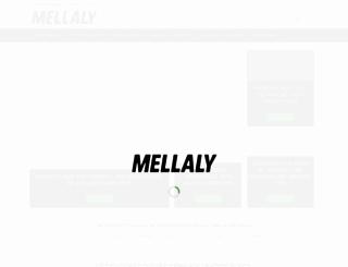 mellaly.com screenshot