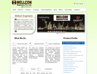 mellcon.com screenshot