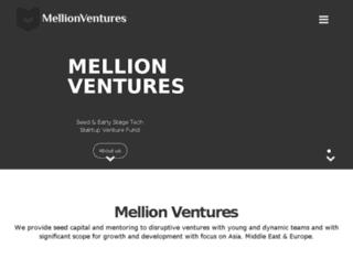 mellionventures.com screenshot