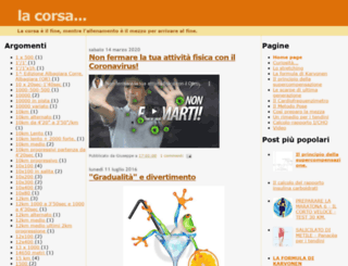 mellitorunner.blogspot.fr screenshot