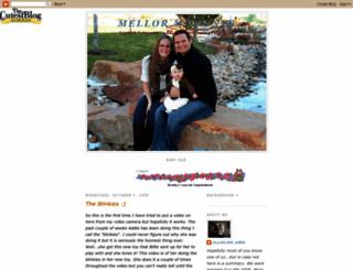 mellor-moments.blogspot.com screenshot