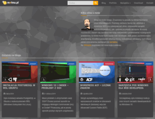 melma.pl screenshot