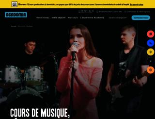 melocad.fr screenshot