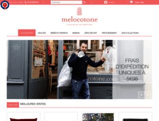melocotone.com screenshot